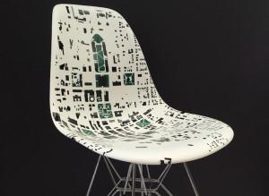 Chair Wrap print raleigh