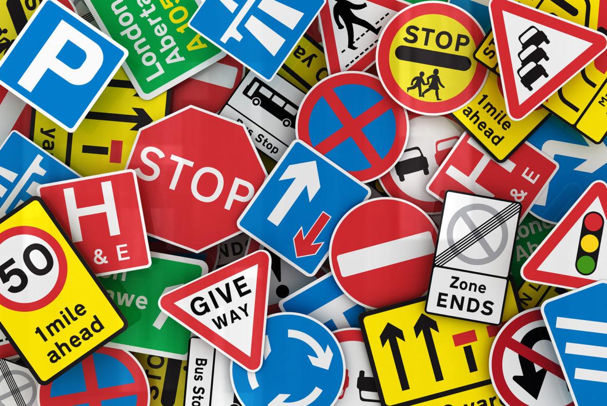 Warning Signs - Blog | Jack Rabbit Signs - Raleigh, NC