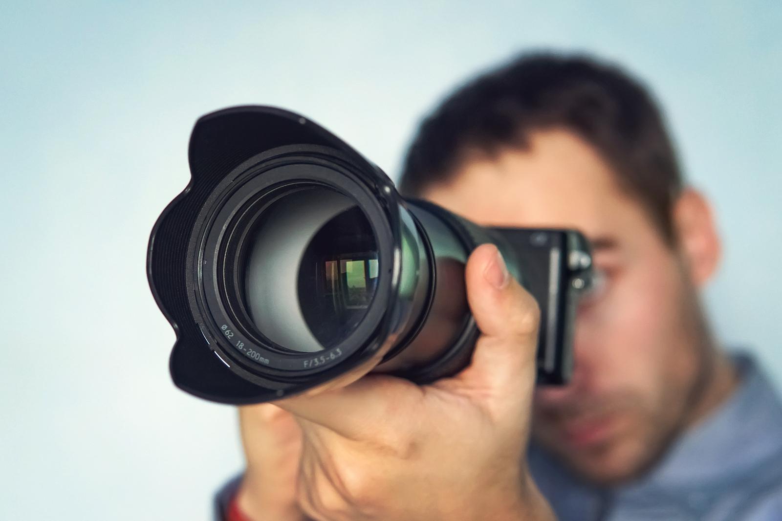 Разрешено ли по закону фотографировать человека помощью кислородной