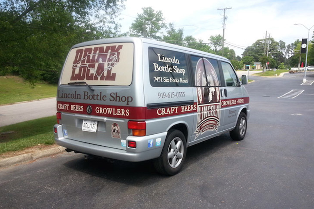 Jack Rabbit Signs Blog April Vehicle Wrap