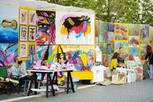 Jack Rabbit Signs Blog June Art Festival