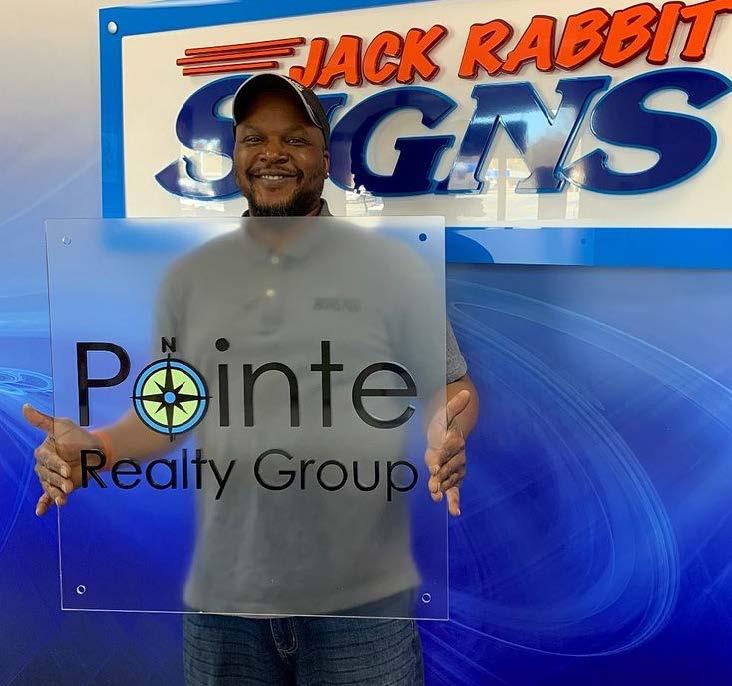 Jack Rabbit Signs Blog Sign Makeover